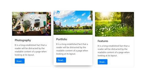 bootstrap hover card tutorial how to create bootstrap card hover effect jquery youtube