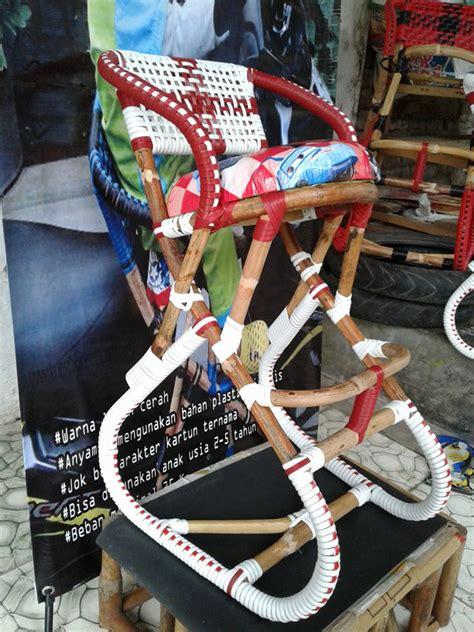 Kursi Bonceng Anak Rotan jual kursi jok bonceng rotan boncengan anak depan motor matic murah sultanshop2