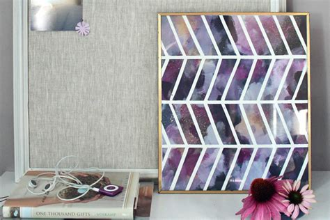 diy paintings for home decor top 10 diy wall tutorials for home decor tutorials press