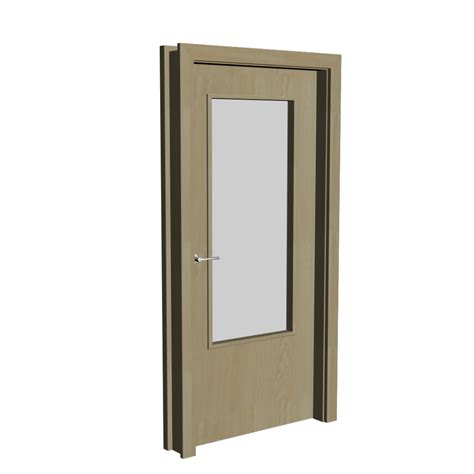 Door With Glass Interior Door With Glass Inlay Design And Decorate Your Room In 3d