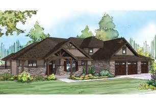 Floor Plans With 2 Master Suites craftsman house plans cedar creek 30 916 associated