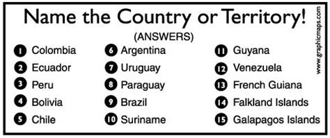 america map quiz answers south america map quiz with answers search