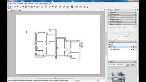 utiliser layout sketchup comment mettre une image 224 l 233 chelle dans le logiciel