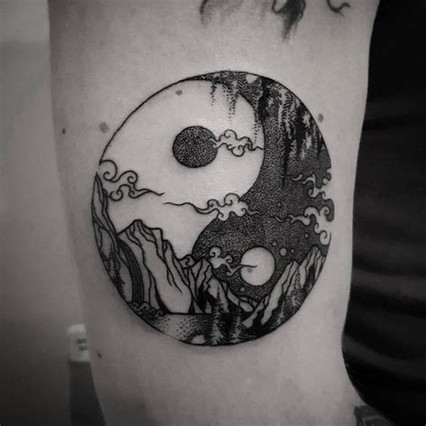 yin yang tattoo meaning 115 best yin yang designs meanings chose yours