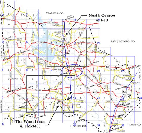 conroe texas map maps custom mapping solutions for your business lake conroe