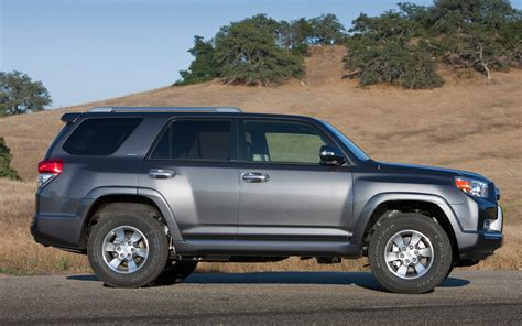 Toyota 4runner Sr5 2012 2012 Toyota 4runner Sr5 Side View Photo 29