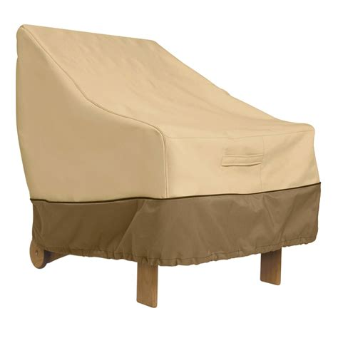 Furniture Chair Covers Lounge Chair Cover Veranda In Patio Furniture Covers