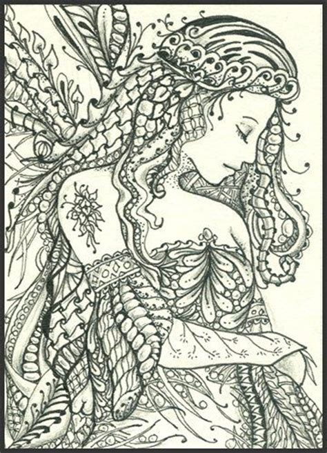 printable zentangle legend 391 best images about adult coloring pages on pinterest