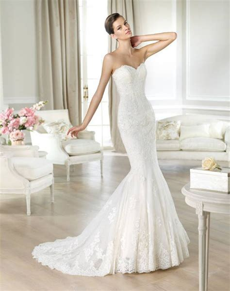 mermaid trumpet style wedding dresses weddings