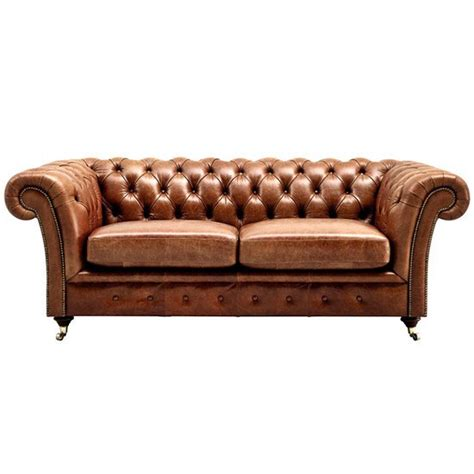 Small Leather Chesterfield Sofa Dunelm Mill Chesterfield Collection Small Leather Sofa Leather Sofas 10 Of The