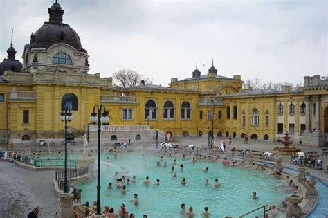 bagni gellert budapest le saune pi 249 d europa foto 7 40 tempo libero