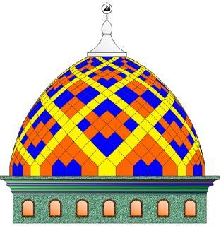 desain konstruksi kubah masjid desain kubah masjid minimalis ahli taman jasa taman