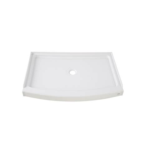 American Standard Shower Base by American Standard Ovation 30 In X 48 In Single Threshold