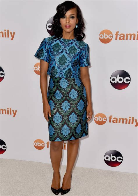 Style Kerry Washington by Style Kerry Washington Tca 2015 Uinterview