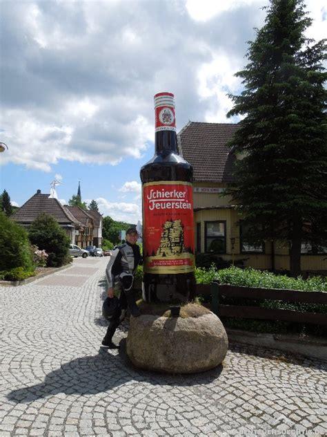 Motorradtouren Harz Brocken by Kurvenspa 223 Motorradtour Kyffh 228 User Und Harz