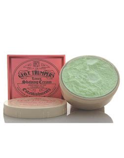 andrew mcdowall extract of limes soft shaving cream
