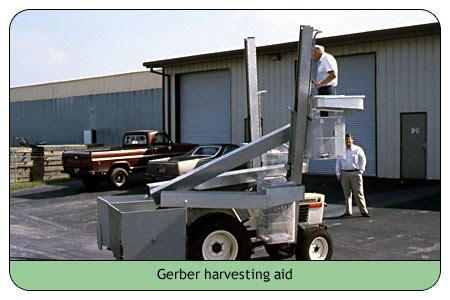 h s fruit truck uf ifas citrus mechanical harvesting program