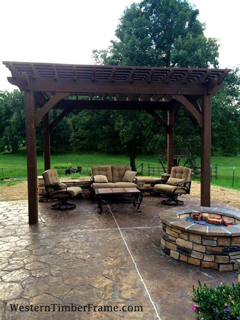 424 best free standing pergolas images on pinterest free