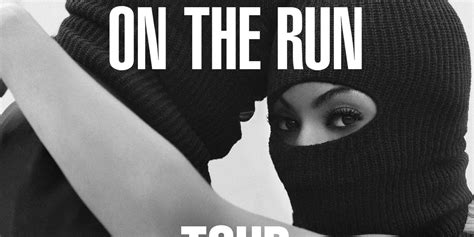 On The Run beyonce z announce on the run tour dates huffpost