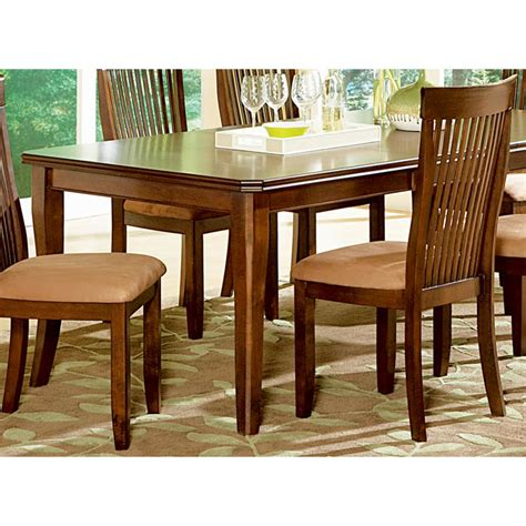 montreal extending wood dining table dcg stores