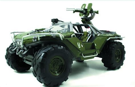halo 4 warthog previewsworld halo 4 die cast 14 in warthog c 1 1 3
