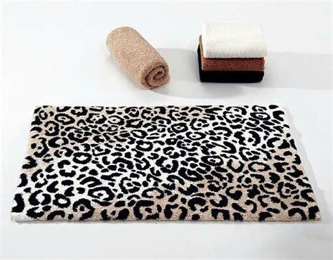 leopard bathroom rug leopard print bathroom rugs rugs ideas