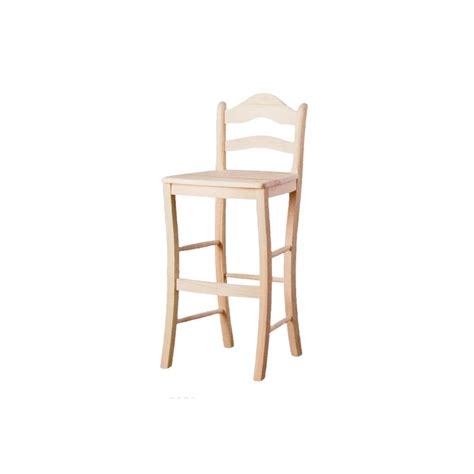 taburete alto con respaldo taburete alto con respaldo asiento madera