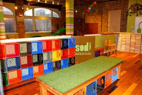 the sod room sloopin a south loop the sod room aka sprout almost ready for its debut