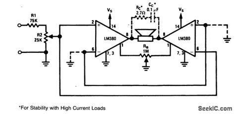 resistor divider audio minimum component bridge lifier with voltage divider input audio circuit circuit diagram