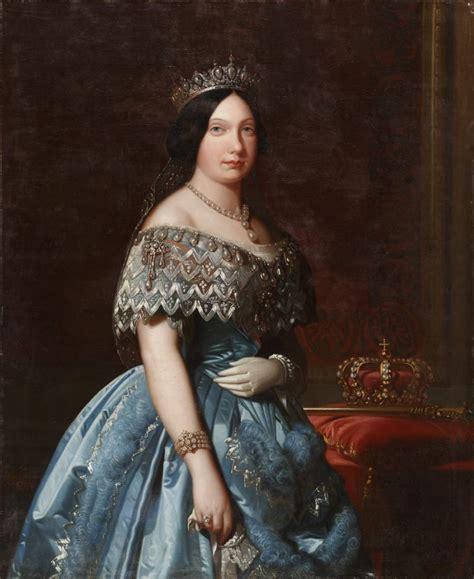 isabel i reina file la reina isabel ii de espa 241 a museo del romanticismo madrid jpg wikimedia commons