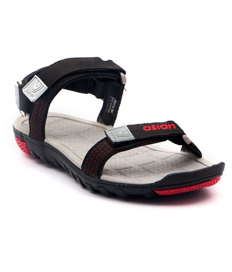asian sandals asian shoes black floater sandals price in india buy