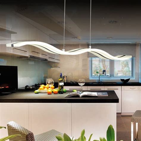 Kitchen Table Lights Led Pendant L Ceiling Lights Chandelier Dining Table Lighting Modern Kitchen Ebay