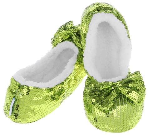 snoozies sequin slippers bling sequin snoozies slippers silver black blue