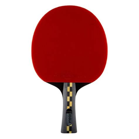 Raket Pingpong joola carbon pro 5 table tennis bat decathlon