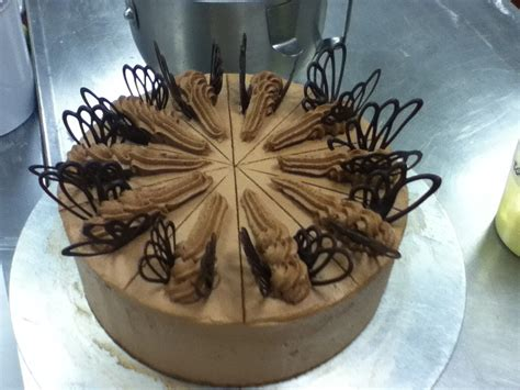 Chocolate Butterfly Decorations by Plated Desserts We Make Cakes Culinary Sense
