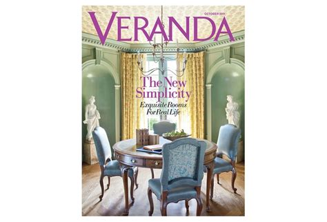 veranda magazine veranda magazine subscription veranda magazine subscription