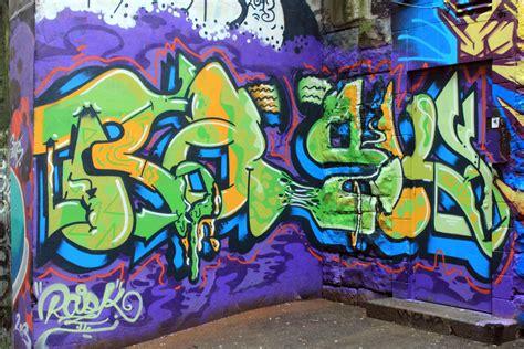 Spray Paint Vancouver Graffiti