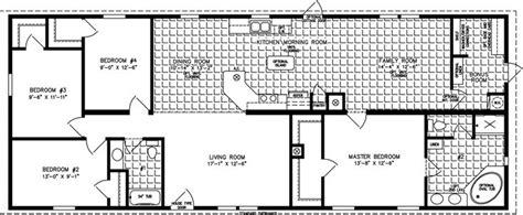the imperial imp 46019b manufactured home floor plan manufactured home floor plan the imperial model imp