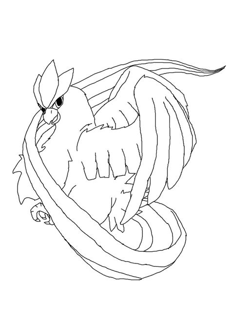 articuno coloring page pokemon articuno free colouring pages