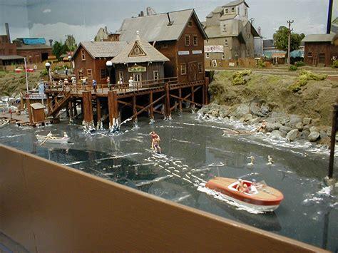 model railway boats joe s layout model railroad layouts plansmodel railroad