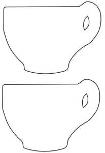 Cup Template by 25 Best Ideas About Tea Cup On Cup