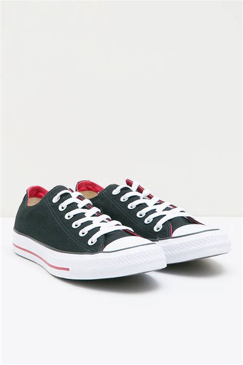 Sepatu Sneakers Wanita Converse Lunarlon Ox 5 sell converse as tongue ox 1w867 black grey sneakers shopdeca