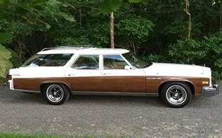 Buick Estate Wagon Clam Shell 1976 Buick Estate Wagon