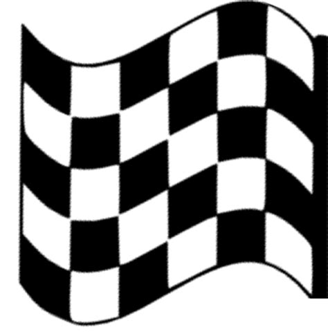 checkered flag bunting free printable printable checkered flag clipart best