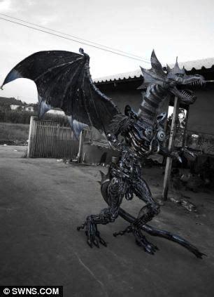 Gambar Dan Sho Metal amazing metal junk arts oleh kreatworks carigold forum