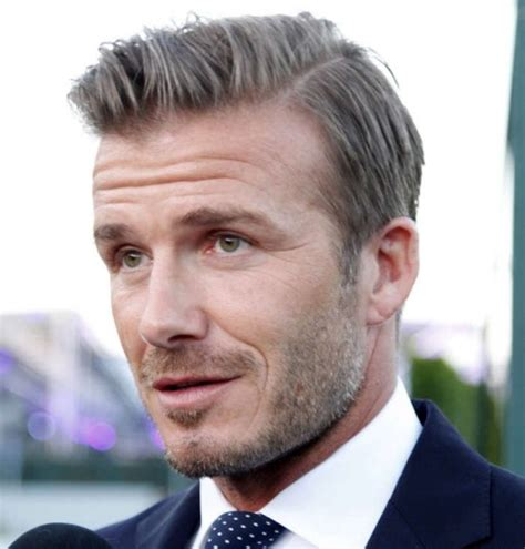 The Gentlemen S Haircut | the side part haircut a classic style for gentlemen