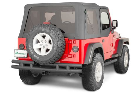 cj jeep wrangler off road only ld rrw2 litedot taillights for 76 06 jeep cj