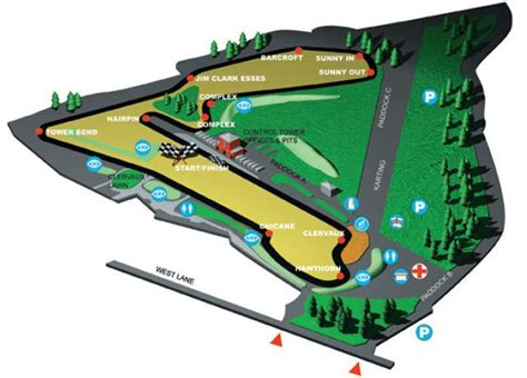 motor racing circuits uk motor racing circuit