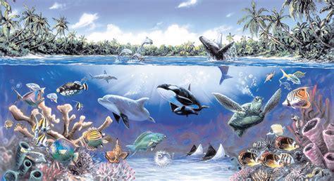 sea wall murals the sea wall murals sea wall mural