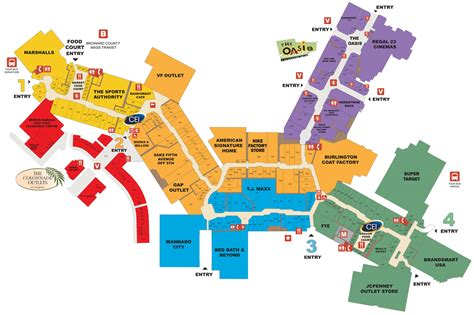 sawgrass mall map sawgrass mills miami maps